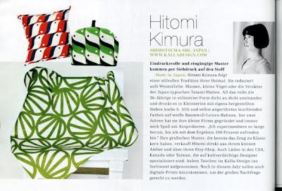Burda World Fashion Magazine on Kalla Surface Pattern Design Blog  Burda Style Magazine