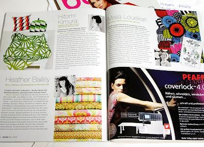 Burda World Fashion Magazine on Yesterday I Received A Copy Of Burda Style Magazine 2010 March Issue