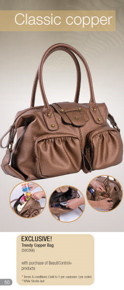 Exclusive Trendy Copper Bag $19.90