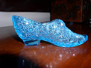 A Little Blue Slipper