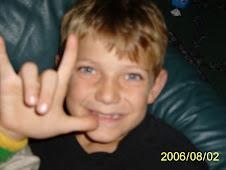 Brayden a.k.a. Bugg-a-Boo (age 14)