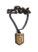Bleach Emblem Necklace : 10th Division