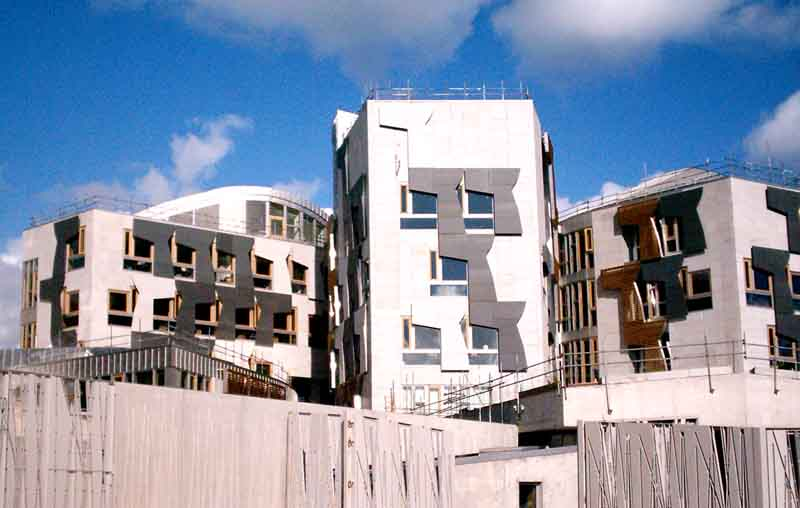 Holyrood, Edinburgh: Europe's Ugliest Building
