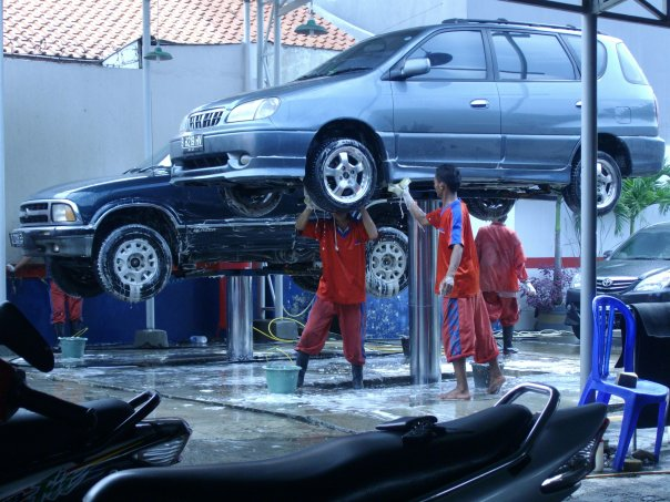 "Our Client ""BIBIL CAR WASH"" Tebet"