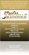 ... TIPS MENJADI JUTAWAN SEPERTI IRFAN KHAIRI