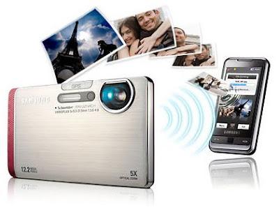 Kamera Digital Berkualitas Terkini : Samsung ST1000