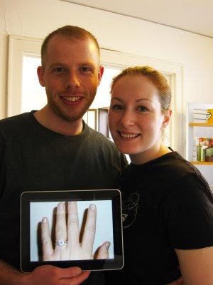 apple ipad engagment