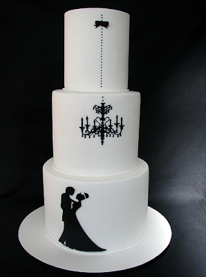 20 New and Unique Wedding Cakes Photos
