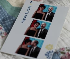 DIY Wedding Photo Booth Using Apple Macbook + Ikea Curtains