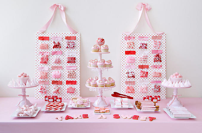 Wedding Dessert Tablescapes | Amy Atlas