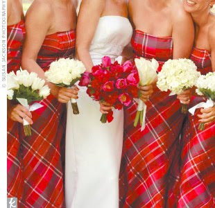 Plaid Weddings