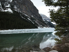 Banff National Park in Alberta