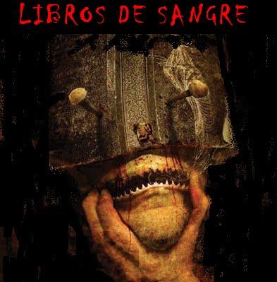 LIBROS DE SANGRE