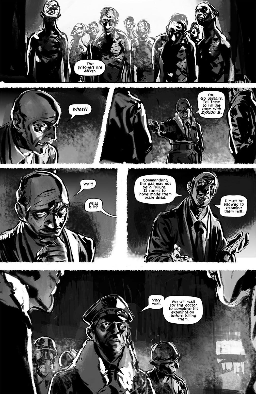 Creepy (2009) Issue #1 #1 - English 28