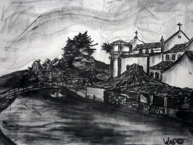 antiga ponte