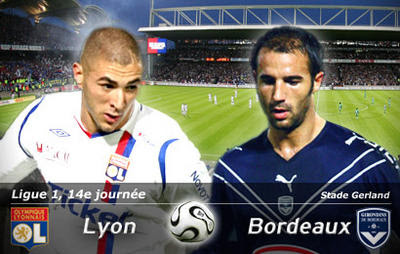 ... streaming: regarder MATCH EN DIRECT live streaming LYON vs BORDEAUX