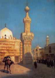 مسجد في القاهره