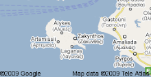 Weather in Zakynthos