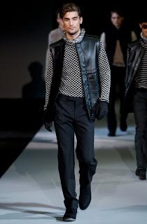 Göckler kult model agency milan fashion week f w 2011