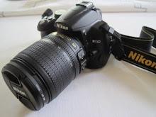Nu har jag äntligen köpt en ny systemkamera Nikon D5000...