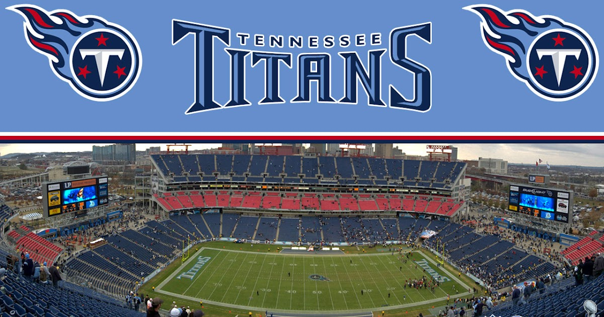 Nfl LP Field Stadium Tennessee Titans Wallpaper
