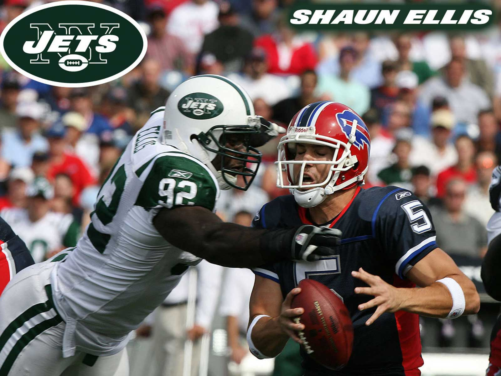 Ellis Shaun wallpaper, NY Jets wallpaper, nfl wallpaper