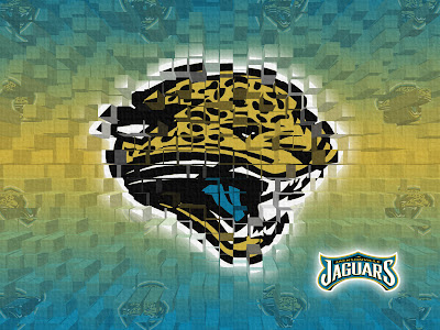 Jacksonville Jaguars wallpaper 3D