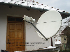 Internet in residential area