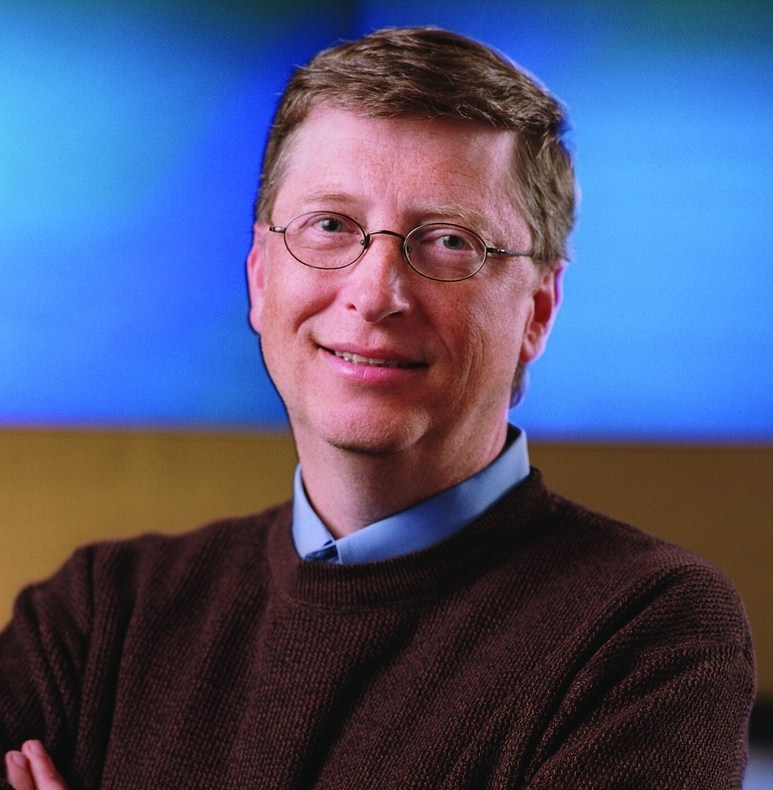... Bill Gates admitted that he has paid over six billion dollars in taxes.