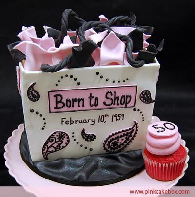 Venus Cake Box
