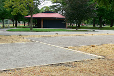 Courts in Burns Park