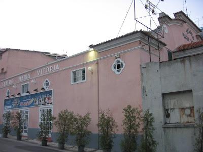 Fotos do Teatro Maria Vitória