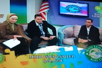 Nasi Lemak Kopi O TV9