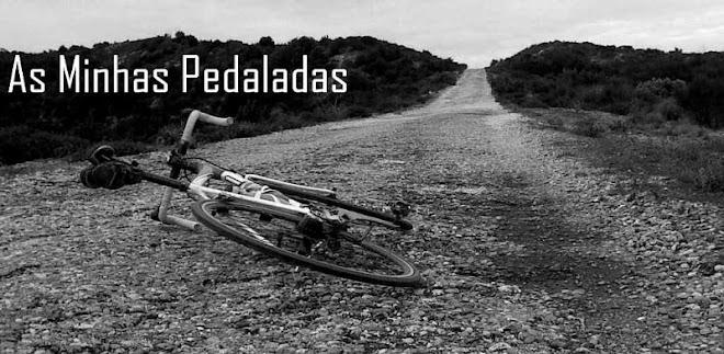 As minhas pedaladas