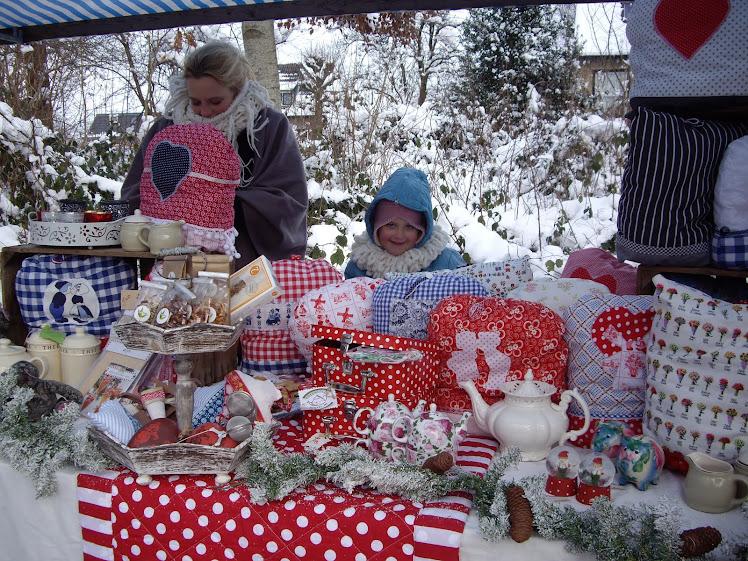 kerstmarkt Oldeberkoop