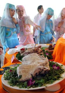 Chineese muslim cuisine