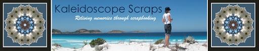 Kaleidoscope Scraps
