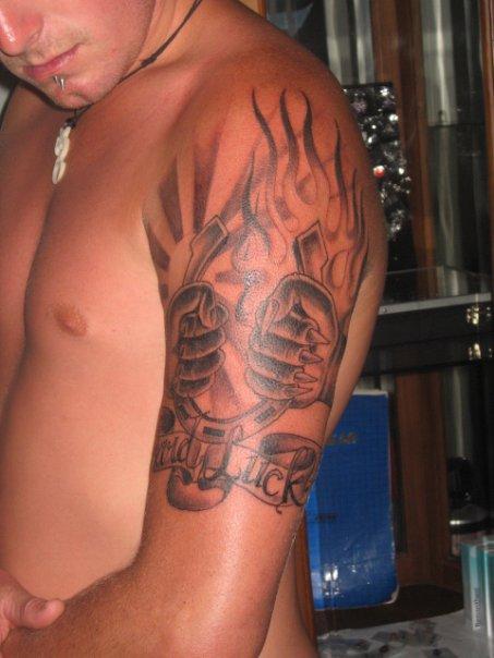 Labels: Fire, fire padlock, Fire Tattoo, tattoo for man