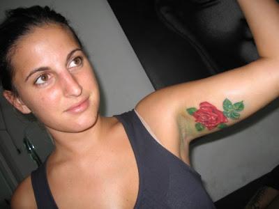buddha and devil tattoo on the arm. Labels: Buddha Face Tattoo Studio,