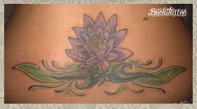 Tattoo mini lotus flower lower back tattoo lotus flower lower back tattoo mightylinksfo