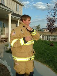 Fireman Trevor - 2010