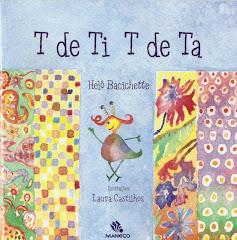 T de Ti, T de Ta, no Salão do Livro Infantil