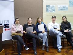 Colegas da Biblioteca participaram do Seminário Internacional de Literatura e Leitura