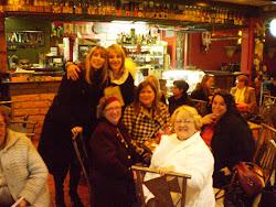 Autógrafos no Zarabatana Café