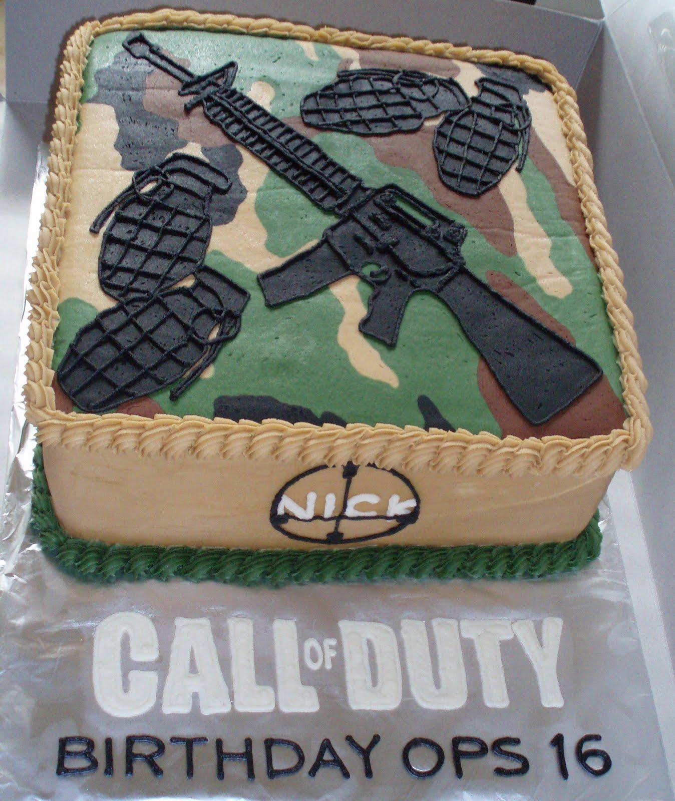 Call Of Duty Samanthas Sweet Treats