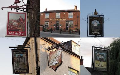 Custom Pub Signs Painted