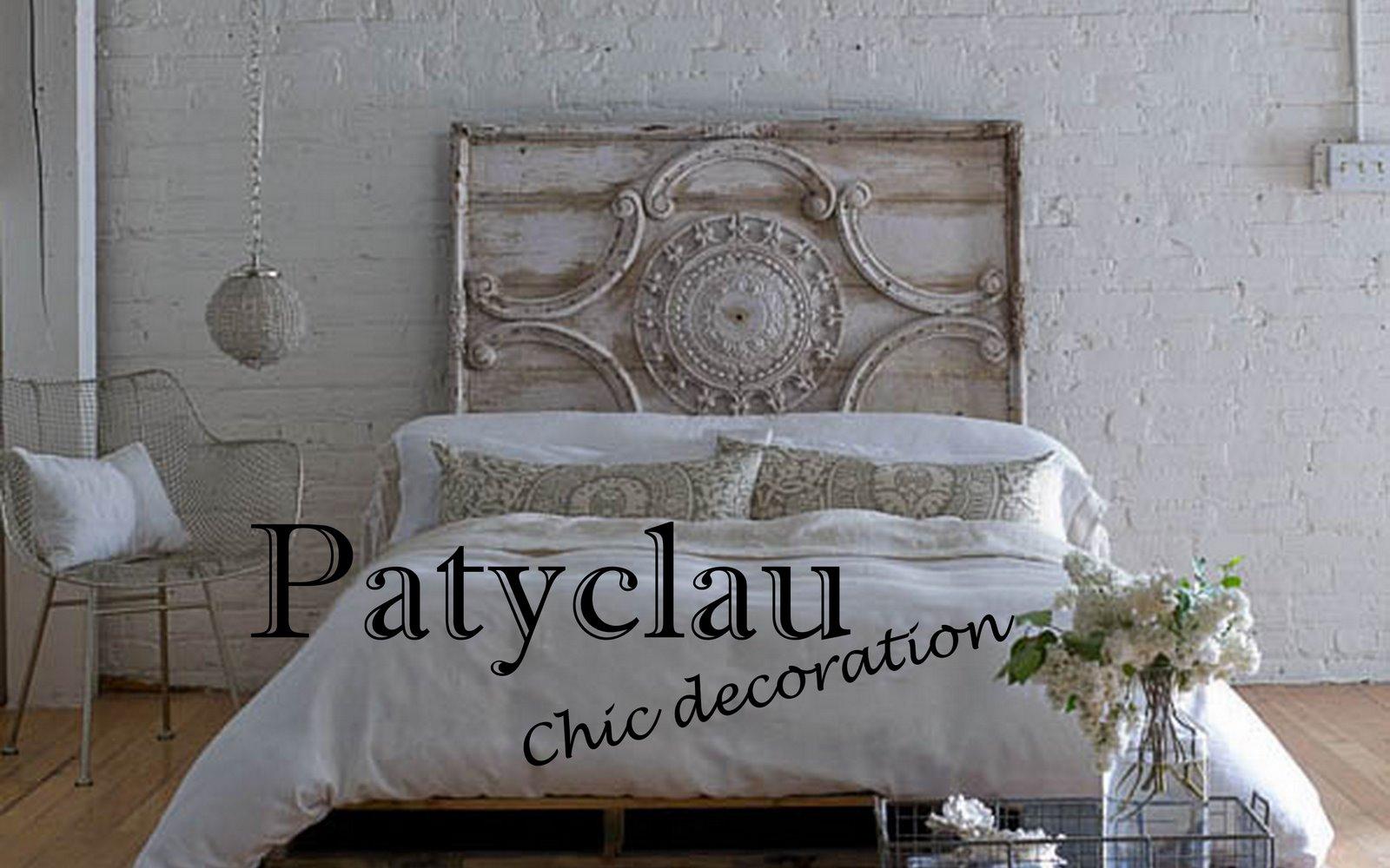 Patyclau DECORACION