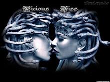 Beijo das medusas