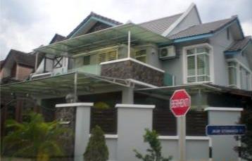 Rumah mewah di atas dikatakan milik su sulit pm yang digelar zakaya