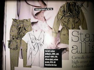 Valentino diseña una colección cápsula para Gap